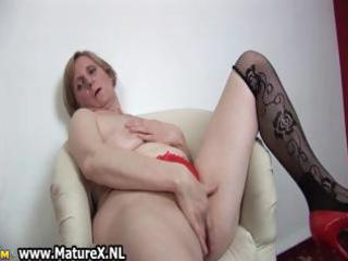 horny old mama is permeating part10