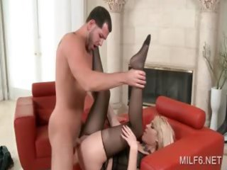 hot booty mother i in nylons snatch pounded