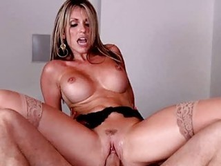 concupiscent breasty mother i banging a youthful