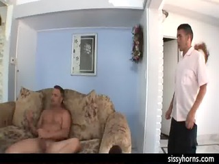 cuckold humiliation interracial sissy orgy wife