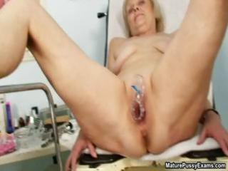 doctor abusing a male grandma part11