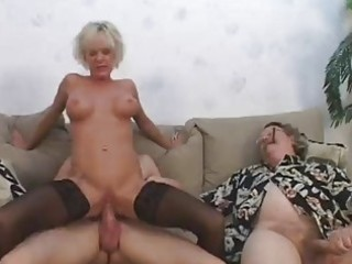 hot older gives show 10 hubby