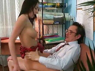 oral-stimulation for older teacher