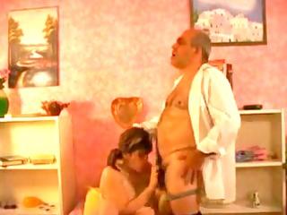 grand-dad banging busty gal by troc