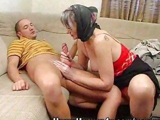 granny likes it is anal