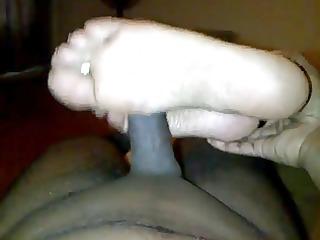 lengthy toenail indian fj