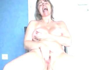 sexy aged masturbation