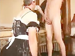 sissy husband sucks jock for wife sadomasochism