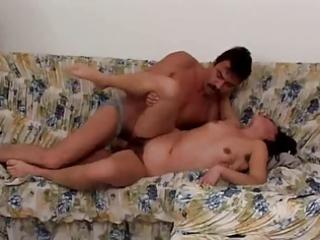 aged hirsute cum-hole