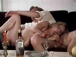 titty drunk milf gets stretched creamed on a