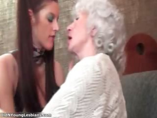 nasty older lesbians acquire horny part5