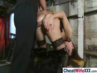 slut older wife cheat for a big hard knob vid-114