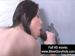 gloryhole - hot breasty babes love engulfing rod