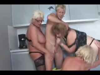 older sex party2