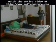 lustful old russian blond screwed by youthful boy