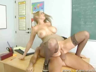 abby rode concupiscent teacher