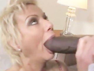black cum for white mommy