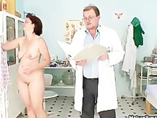horny old grandma gets her constricted part9