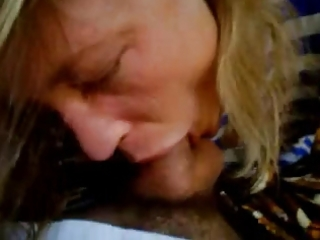 mature cum in mouth and swallow