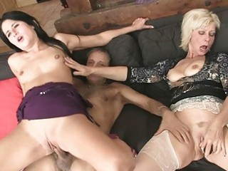 mommy licks daughters twat during the time that