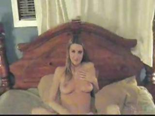 spouse sets up his camera to enslave him and his
