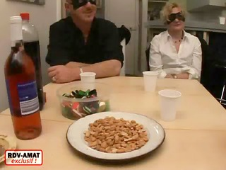 masked pair comes to a conclusion to fuck with