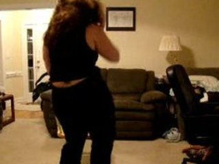 cheating big beautiful woman wife gina stripping