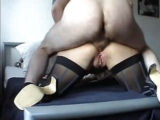 anal and cum game for german milf