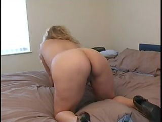 british golden-haired mature some