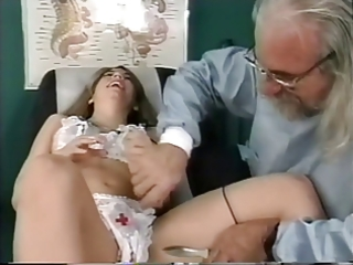 older mature chap likes to play with electric
