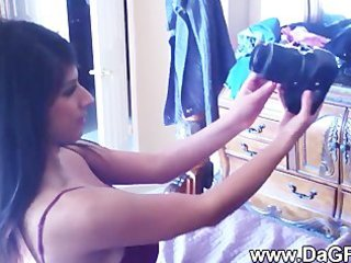 breasty lalin girl legal age teenager and her