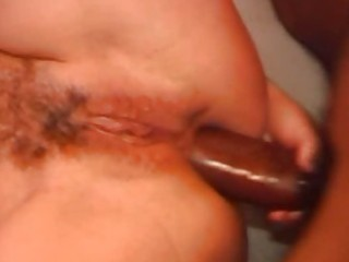 dilettante wife anal and facial with a big