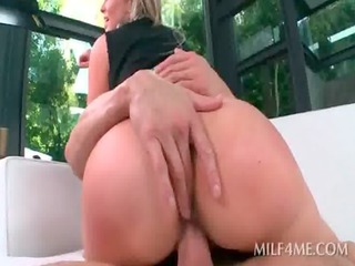 golden-haired horny d like to fuck jumping shaft