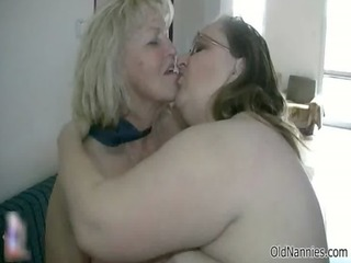 big beautiful woman wife has concupiscent lesbo