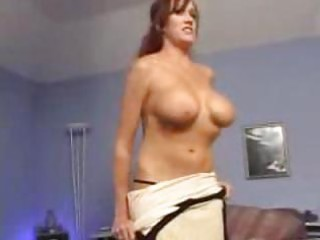 hawt mother bailey creamed by younger man