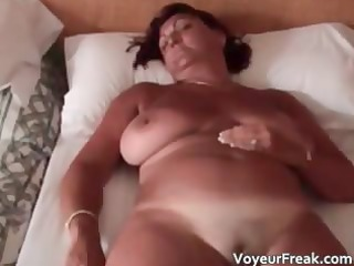 hot large boobed nasty chubby mother i bitch part1
