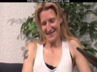 granny skinny blonde bonks older mature porn