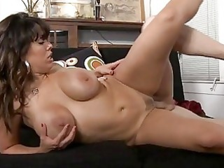 loud and lusty oriental milf