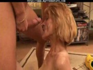 slim mature